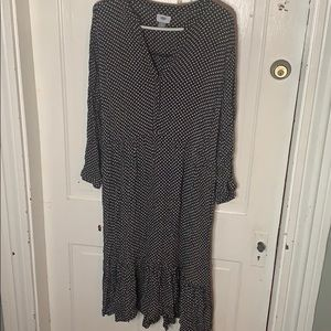 Old Navy dress with buttons